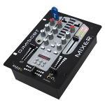 Ibiza Sound DJM150USB-BT 2-weg / 5-kanaal mengpaneel met usb-mp3, digital display + bluetooth (1)