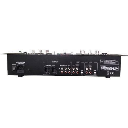 Ibiza Sound DJM250BT-MKII 2-kanaals dj mengpaneel met usb, sd & bluetooth (2)