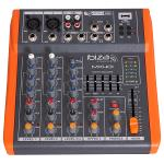 Ibiza Sound MX401 Compacte 4-kanaals muziek mengpaneel (1)
