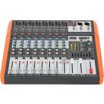 Ibiza Sound MX802 8-kanals muziekmengpaneel met usb & bluetooth (1)