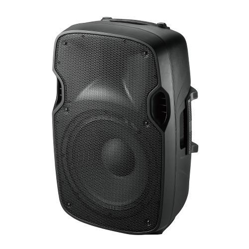 """Ibiza Sound XTK15 Passieve abs pa box 15""""/38cm - 600w (1)"""