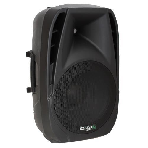 """Ibiza Sound BT10A Actieve speaker met usb/sd speler + bluetooth 10""""/25cm - 250w (1)"""