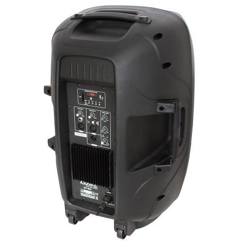 """Ibiza Sound BT10A Actieve speaker met usb/sd speler + bluetooth 10""""/25cm - 250w (4)"""