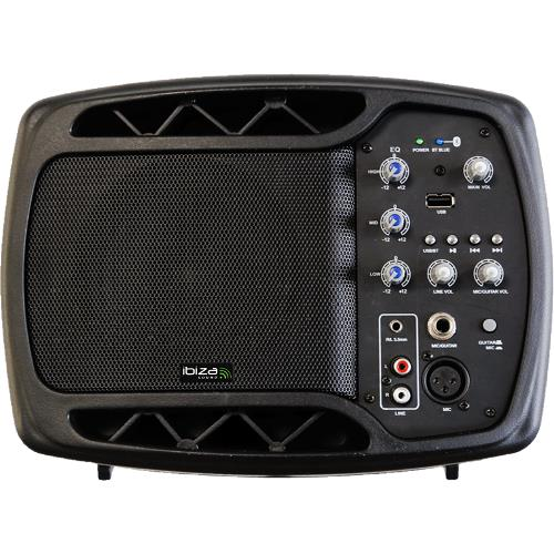 Ibiza Sound MS5-150 5'' actieve monitor speaker met bluetooth- 150w (1)