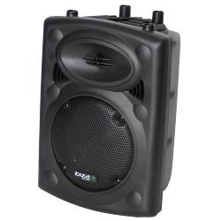 "Ibiza Sound SLK8A-BT Actieve speakerbox 8""/20cm 300w met usb-mp3 & bluetooth (1)"
