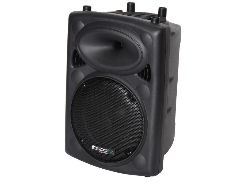 """Ibiza Sound SLK10A-BT Actieve speakerbox 10""""/25cm 400w met bluetooth-usb/mp3 (1)"""