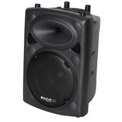 "Ibiza Sound SLK10A-BT Actieve speakerbox 10""/25cm 400w met bluetooth-usb/mp3 (1)"