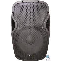 "Ibiza Sound WIFI15A Actieve, draagbare abs box met usb/sd, fm, bluetooth & wifi 15""-38cm 600w (1)"