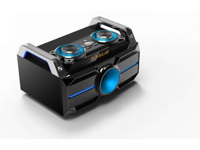 Ibiza Sound SPLBOX100 120w sound box systeem (1)
