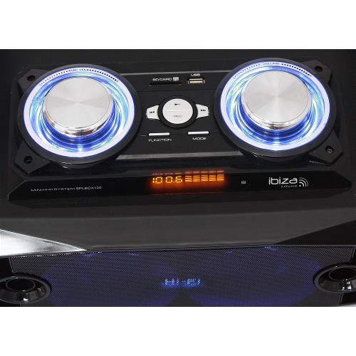 Ibiza Sound SPLBOX100 120w sound box systeem (3)