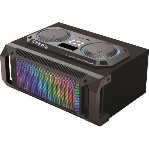 Ibiza Sound SPLBOX150 Draagbaar 2.1 audio systeem met bluetooth, usb, sd & fm tuner (3)
