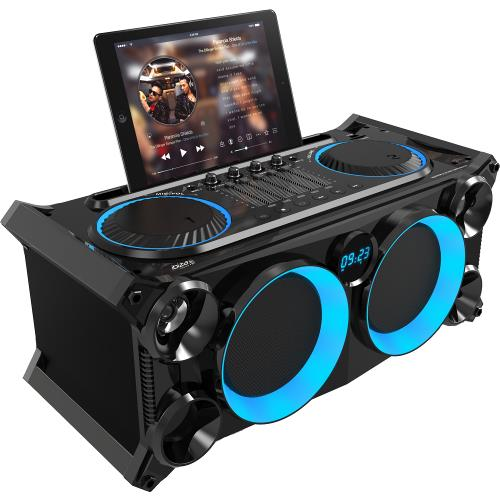 Ibiza Sound SPLBOX200-BK Draagbaar  audio stereo systeem met batterij, bluetooth, usb, sd & fm tuner (3)