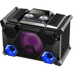Ibiza Sound SPLBOX400 400w sound box usb, fm, bt, mic input (1)