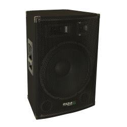 Ibiza Sound DISCO15AMP Actieve 3-weg luidspreker (1)