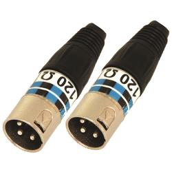 Ibiza Sound XLR-EOL Bdmx terminator 120 ohm (1)