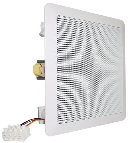 Visaton 50154 2-weg vierkante plafond- en muurluidspreker