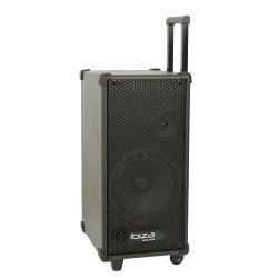 Ibiza Sound PORT8MINI Draagbaar karaoke-geheel met lezer voor cd/usb/mp3 (1)