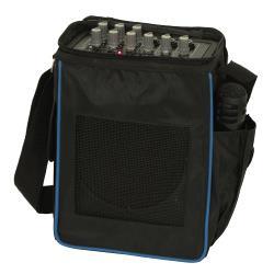 Ibiza Sound PORT6 Draagbaar pa systeem met usb 20w (1)