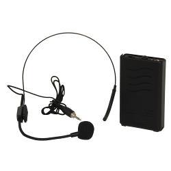 Ibiza Sound PORTHEAD12 Draadloze headset microfoon 203.5mhz (1)