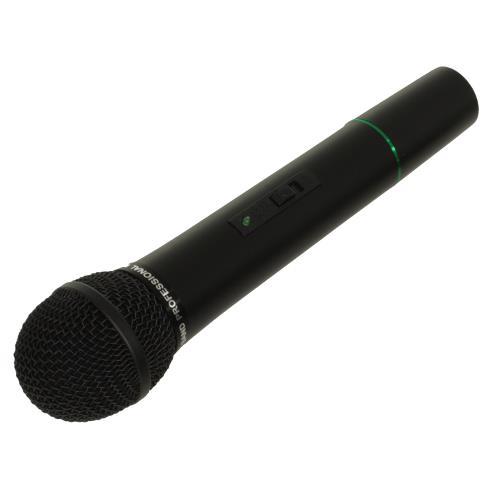 Ibiza Sound PORTHAND12-2 Draadloze handmicrofoon 203.5mhz (1)