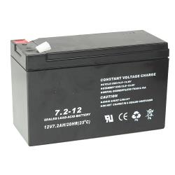 Ibiza Sound BAT-PORT4.2A 12v-4.2ah batterij voor port8-mini (1)