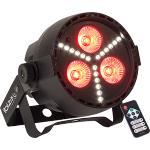 Ibiza Light PAR-MINI-STR Mini par 4-in-1 rgbw led with smd led strobe (1)