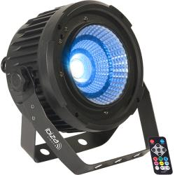 Ibiza Light PARLED50-COB Par pprojector met rgbwa cob led 5-in-1 - 50w (1)