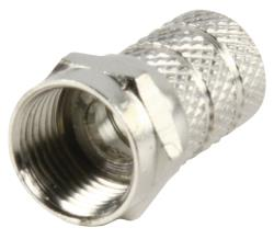 Valueline FC-013 F-connector schroef 7.5 mm