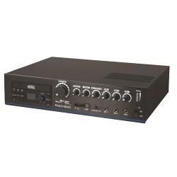 LTC Audio PAA210CD 4-kanaal pa versterker 210w met dvd & usb/sd-mp3 speler (1)