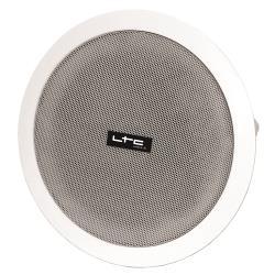 """LTC Audio PAS568B Coax luidspreker voor aan het plafond 100v 6,5""""/16cm (1)"""