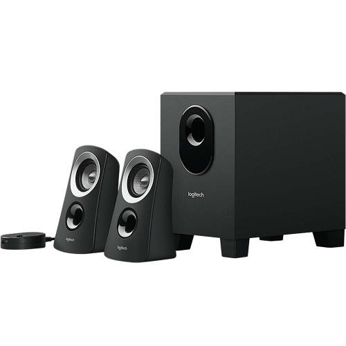 Logitech 980-000413 Speaker 3.5 mm 25 W Zwart