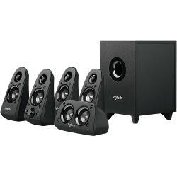 Logitech 980-000431 Speaker 3.5 mm 75 W Zwart