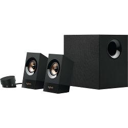 Logitech 980-001054 Speaker 2x 3.5 mm 60 W Zwart