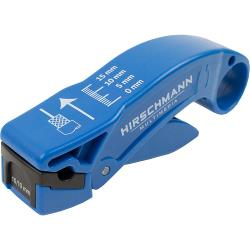 Hirschmann A000992 Stripping Pliers Coax 7 mm Blue