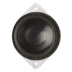 """Visaton 2246 Full Range Speaker 1.8 """" 8 W Zwart"""
