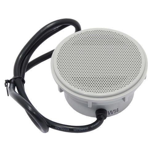 "Visaton 4475 Flush-Mounted Speaker 2.5 "" 20 W Zwart"