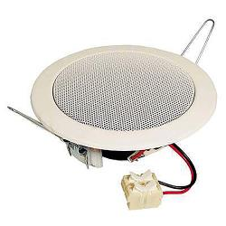 "Visaton 50110 Plafond Gemonteerd Speaker 4 "" 30 W Wit"