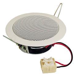 "Visaton 50098 Plafond Gemonteerd Speaker 3.3 "" 30 W Wit"