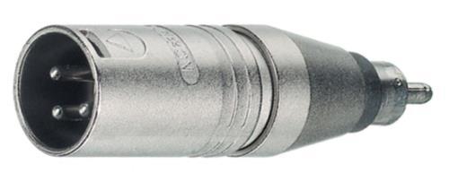 NTR-NA2MPMM XLR plug/cinch plug