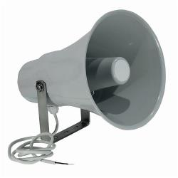 Visaton 50252 Megafoon Speaker 30 W Grijs