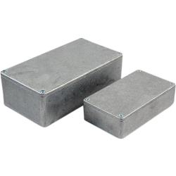 RND Components RND 455-00036 Metalen behuizing, Grijs, 50 x 50 x 31 mm, Die cast aluminium, IP54