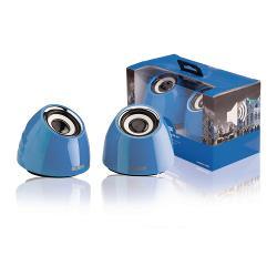 Sweex SW20SPS100BU Speaker 2.0 USB 3.5 mm 6 W Blauw