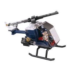 Sluban M38-B0638B Bouwstenen Police Serie Helikopter