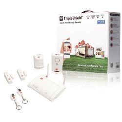 Oplink CMPA2006EUNN3S1 Smart Home Security-Set Wi-Fi / 433 MHz