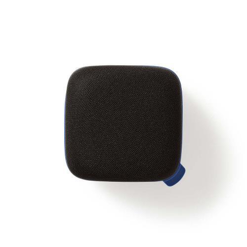 Nedis SPBT1000BU Luidspreker met Bluetooth® | 15 W | True Wireless Stereo (TWS) | Zwart / blauw