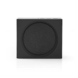 Nedis SPBT2000BK Luidspreker met Bluetooth® | 9 W | Maximaal 6 uur speelduur | Zwart
