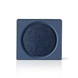 Nedis SPBT2000BU Luidspreker met Bluetooth® | 9 W | Maximaal 6 uur speelduur | Blauw