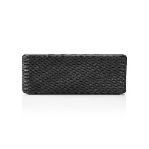 Nedis SPBT2003BK Luidspreker met Bluetooth®   2x 45 W   True Wireless Stereo (TWS)   Waterbestendig   Zwart
