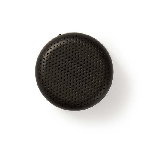 Nedis SPBTAV01BK Luidspreker met Bluetooth® | 9 W | Maximaal 3 uur speelduur | Zwart