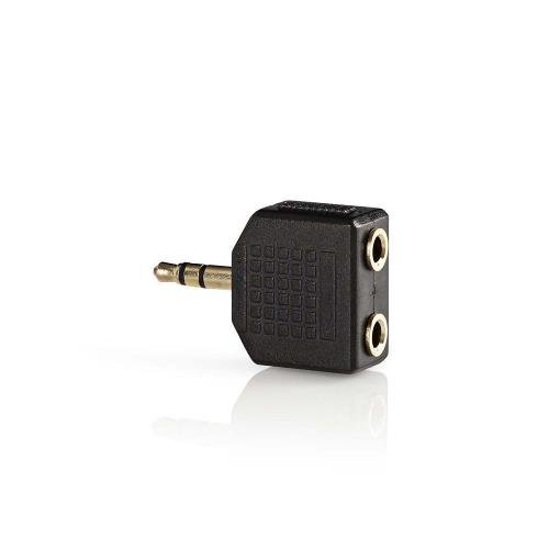 Nedis CABW22945AT Stereo Audioadapter | 3,5 mm male - 2x 3,5 mm female